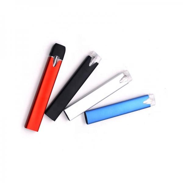 Cbd Vape Pen Oval Shape 0.5ml Disposable Vape