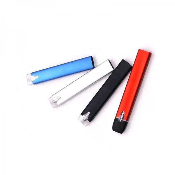 2019 New pod vape pen filled oem with wholesale disposable electronic cigarette manufactured by South Reed