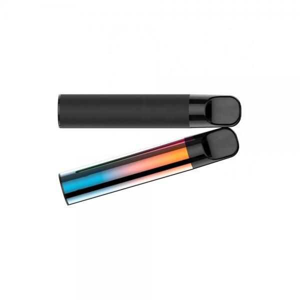Rechargeable empty disposable vape pen with refillable cartridge